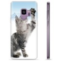Samsung Galaxy S9 TPU Case - Cat
