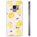Samsung Galaxy S9 TPU Case - Lemon Pattern
