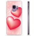 Samsung Galaxy S9 TPU Case - Love