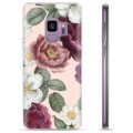 Samsung Galaxy S9 TPU Case - Romantic Flowers