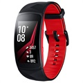 Samsung Gear Fit2 Pro SM-R365NZRANEE - L - Red / Black