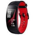 Samsung Gear Fit2 Pro SM-R365NZRNNEE - S - Red / Black