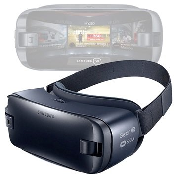 Samsung Gear VR (2016) SM-R323 - Blue Black