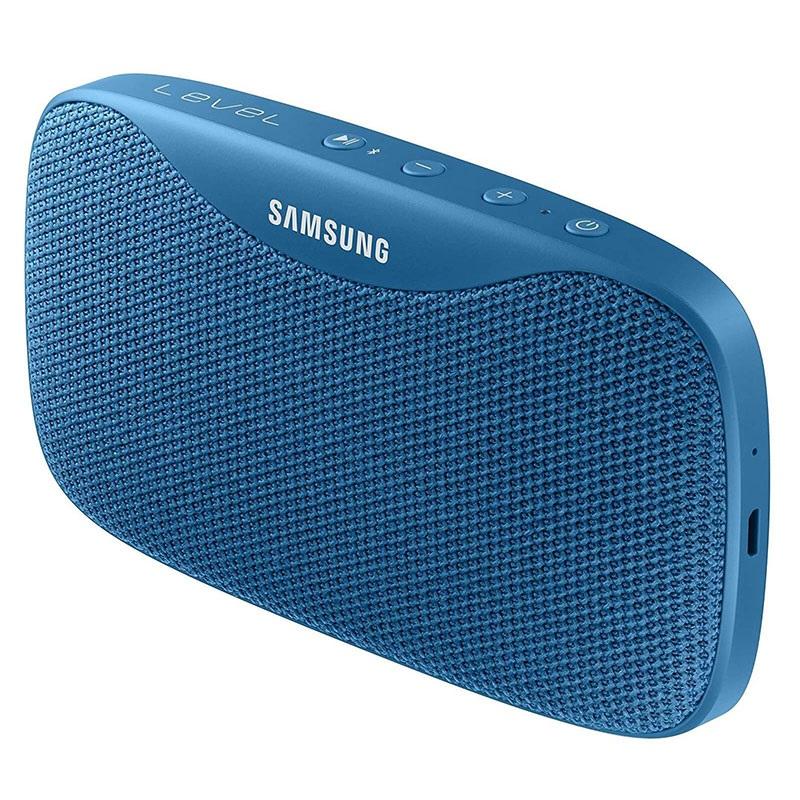 samsung level box slim eo sg930 bluetooth speaker blue. Black Bedroom Furniture Sets. Home Design Ideas