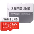 Samsung MB-MC256GA/EU Evo Plus MicroSDXC Memory Card - 256GB