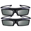 Samsung SSG-5100GB 3D TV Glasses x2 Pack