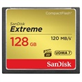 SanDisk SDCFXS-128G-X46 Extreme CompactFlash Memory Card - 128GB