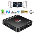 Scishion V88 Piano 4K Rockchip RK3229 Android TV Box (Open Box - Excellent)