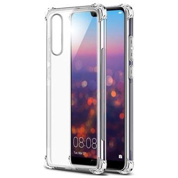 online retailer 7d6db 6d709 Scratch-Resistant Huawei P20 Pro Hybrid Case - Transparent