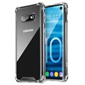 Scratch-Resistant Samsung Galaxy S10e Hybrid Case - Transparent