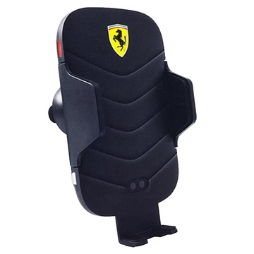 "Scuderia Ferrari Car Holder / Qi Wireless Charger - 6.5"" - 10W"
