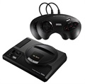 Sega Mega Drive Mini Retro Gaming Console - 42 Games & 2 Controllers