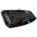 Sharkoon Skiller Gaming Keyboard - USB - UK Layout