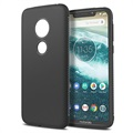 Shock Block Motorola Moto G7 Play TPU Case - Black