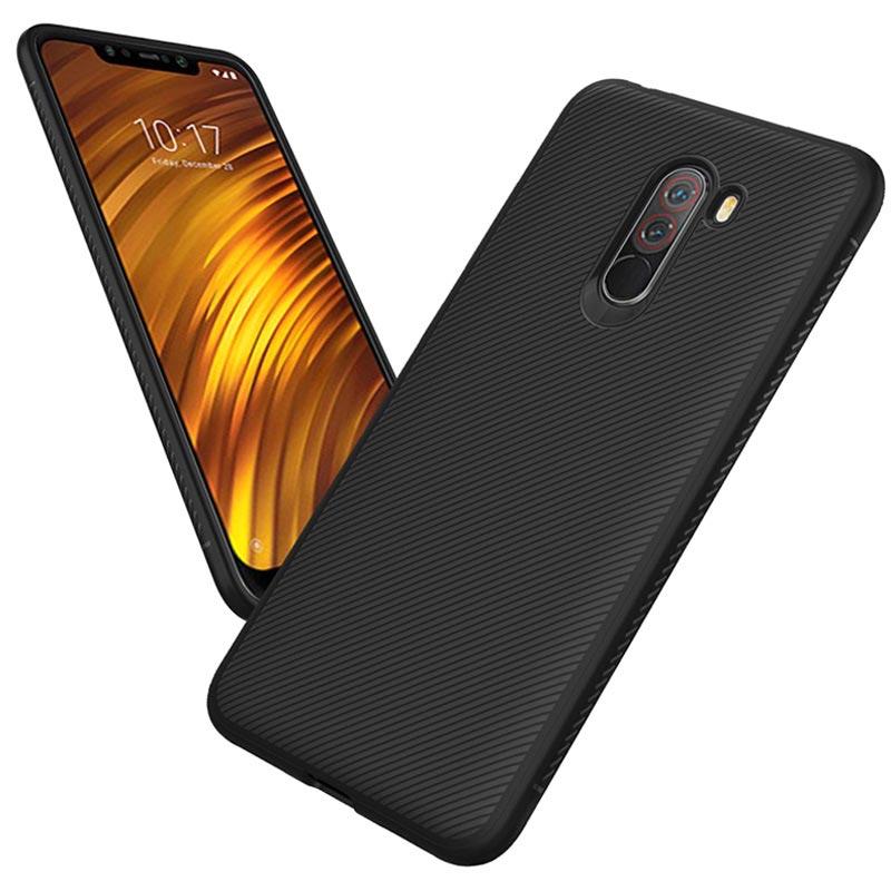 super popular 0f58d d5c16 Shock Block Xiaomi Pocophone F1 TPU Case
