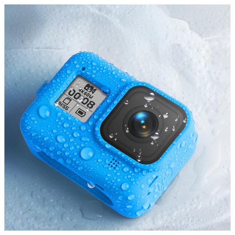 GoPro Hero 8 Silicone Case - Blue