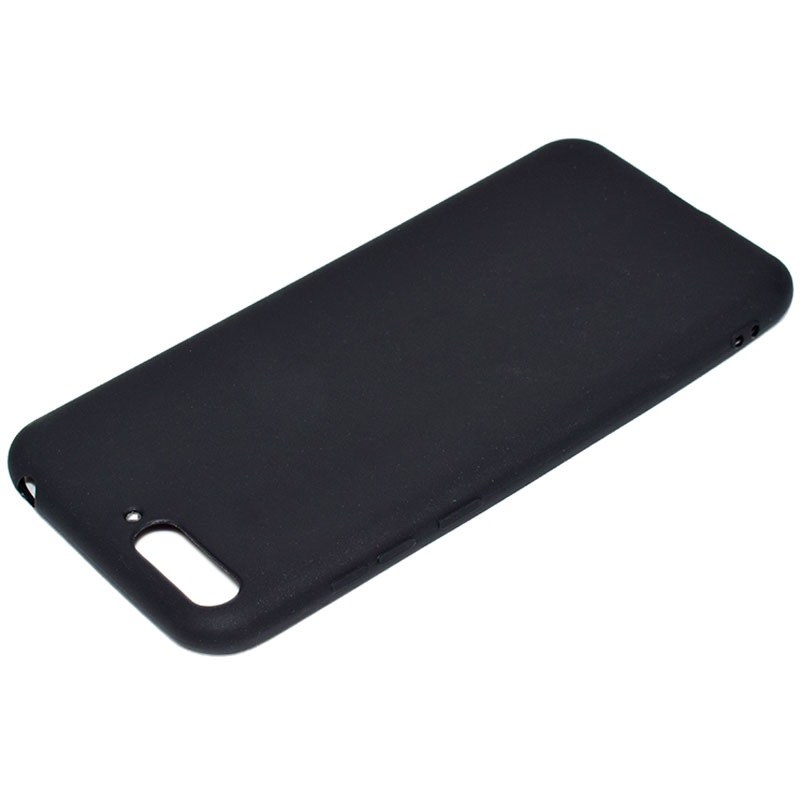 Huawei Y6 (2018) Silicone Case - Flexible and Matte