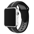 Apple Watch Series 5/4/3/2/1 Silicone Band - 38mm, 40mm