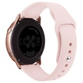 Samsung Galaxy Watch Active Silicone Wristband - Pink