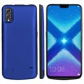 Huawei Honor 8X Backup Battery Case - 6000mAh - Blue