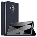 Huawei Mate 10 Pro Slim Flip Case - Dark Blue