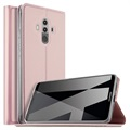 Huawei Mate 10 Pro Slim Flip Case - Rose Gold