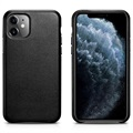 iPhone 11 Slim Leather-coated Cover