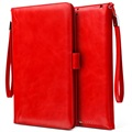 Smart Flip Case with Hand Strap - iPad 9.7 2018, iPad Air 2, iPad Air - Red
