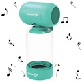 Sodapop Bass Bottle Bluetooth Speaker - Green