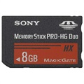 Sony Memory Stick PRO-HG Duo HX - 8GB