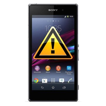 Sony Xperia Z1 SIM Card Reader Repair