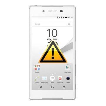 Sony Xperia Z5 NFC Antenna Repair