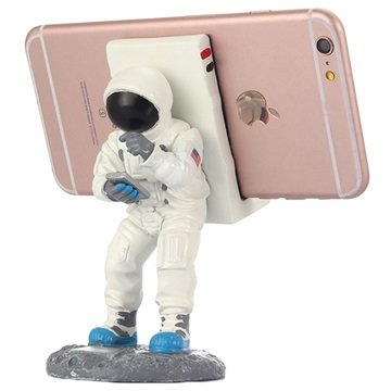 Spaceman Smartphone Desktop Holder