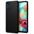 Spigen Liquid Air Samsung Galaxy A71 TPU Case - Black