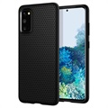 Spigen Liquid Air Samsung Galaxy S20 TPU Case - Black