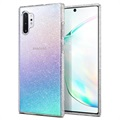 Spigen Liquid Crystal Glitter Samsung Galaxy Note10+ Case - Transparent