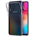 Spigen Liquid Crystal Samsung Galaxy A50 TPU Case - Transparent