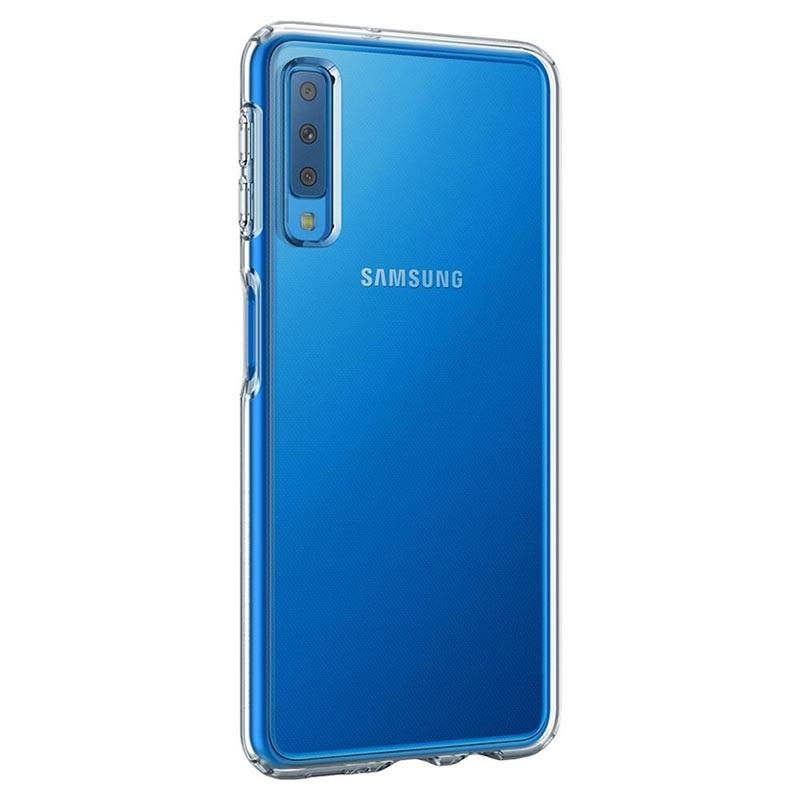 best service 9a767 581e1 Spigen Liquid Crystal Samsung Galaxy A7 (2018) TPU Case - Clear