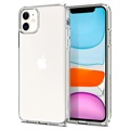 Spigen Liquid Crystal iPhone 11 TPU Case - Transparent