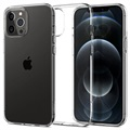 Spigen Liquid Crystal iPhone 12/12 Pro TPU Case - Transparent