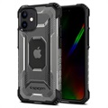 Spigen Nitro Force iPhone 12 Mini Hybrid Case - Clear