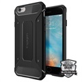 Spigen Rugged Armor iPhone 6/6S Case - Matte Black