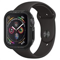 Spigen Rugged Armor Apple Watch Series 4 TPU Case - 40mm - Black