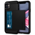 Spigen Slim Armor CS iPhone 11 Case - Black
