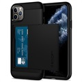 Spigen Slim Armor CS iPhone 11 Pro Case - Black