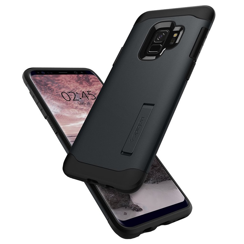 purchase cheap db5f6 7583e Samsung Galaxy S9 Spigen Slim Armor Case