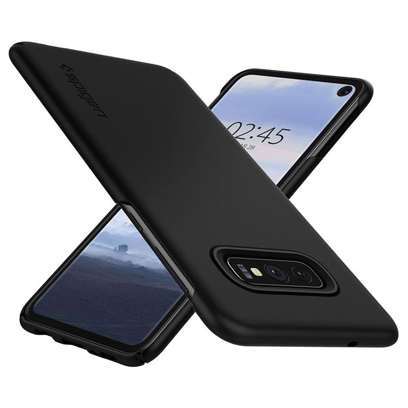 Spigen Thin Fit Samsung Galaxy S10e Case - Black