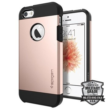 iPhone 5/5S/SE Spigen Tough Armor Case