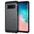 Spigen Tough Armor Samsung Galaxy S10 Case - Dark Grey