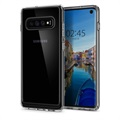Spigen Ultra Hybrid Samsung Galaxy S10 Case - Crystal Clear